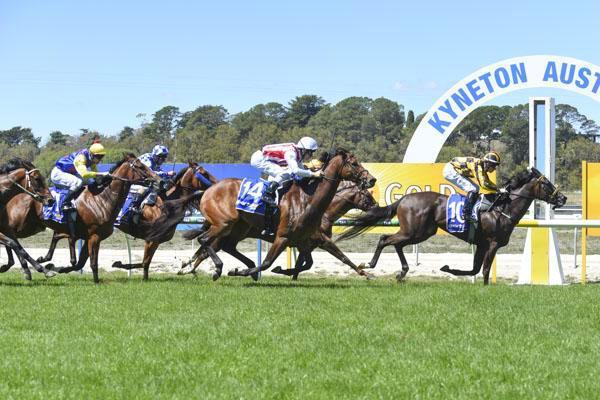 A win for Saraswati at Kyneton