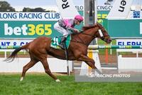 Ruby Eyes wins at Geelong