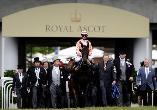Join Bill Wilde on an escorted tour Royal Ascot & Newmarket UK