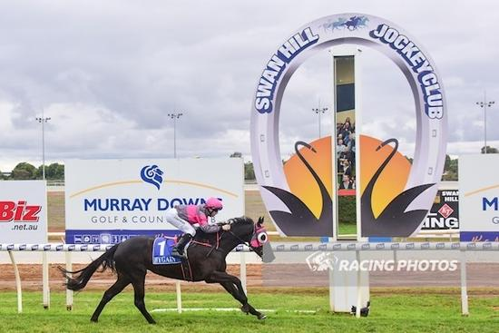 Feature race success at Swan Hill