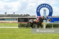 Loricain wins on Jericho Cup Day