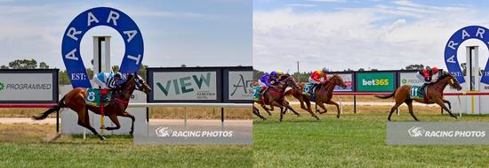 Track record breaking double at Ararat