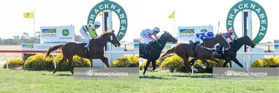 Double at Warracknabeal