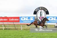 Murtoa Maiden Victory For Caliburn