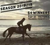 2018/2019 racing season closes with 64 winners