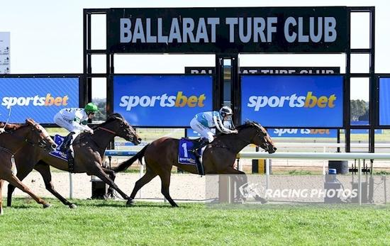 Rawiller and Chorus combine for Ballarat win