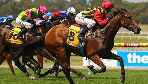 Soft Sand Romps in at Sandown