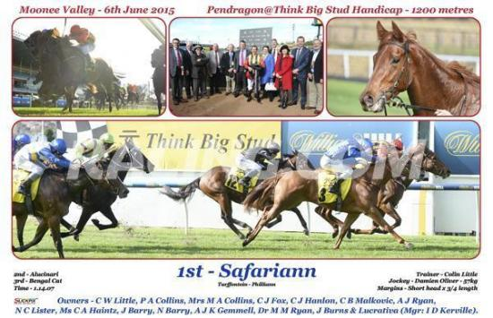 Safariann makes it two from two and earns a holiday