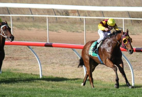 ARTICLE ON PERTH RACING.