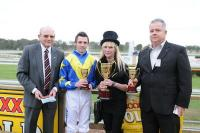 HAWKESBURYS COHEN CLAIMS CUP