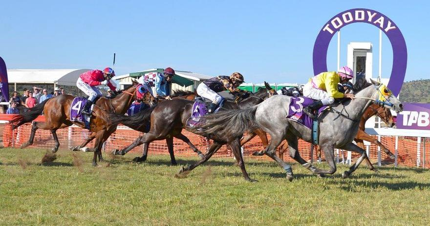 Imabluebagger takes out the Toodyay Cup