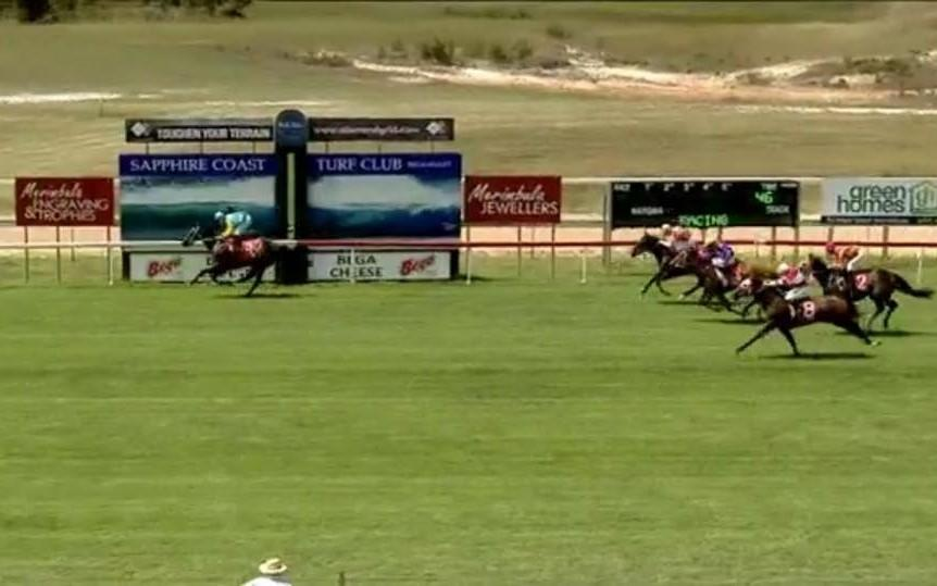 Bank Of Erin Romps in at Sapphire Coast