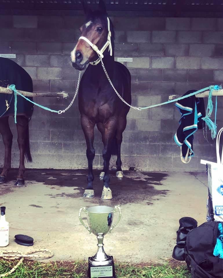 Gypsy Miss Wins Leeton Cup