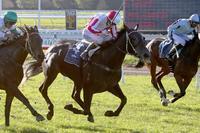 Nikita Claims the Warstep Stakes