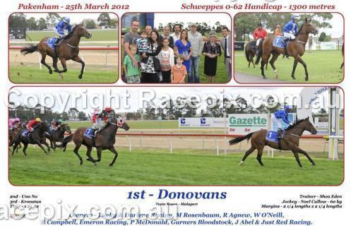 Donovans is a nice addition to the stable