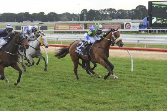 Deepwell Station wins at Mornington.