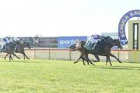 Villainous Vixen wins on debut for Eden Racing