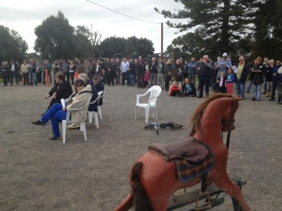 A fantastic Open day at Eden Racing