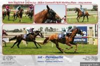 Persinette Shows Them Up At Sale!