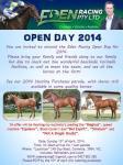 Eden Racing Open DAY 2014