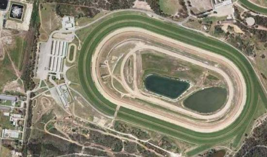 New stables at Cranbourne