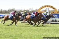 Amenzel amazes them at Bendigo.