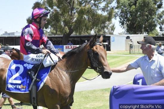 Cloverleigh Lass adds to the winners list