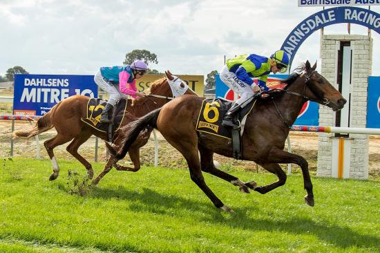 Thrill Keeper Certainly Thrills at Bairnsdale