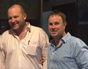 Shea Heads to New Zealand Sales with Peter Moody