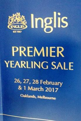 OPEN INVITATION TO MEET SHEA AT THE INGLIS PREMIER YEARLING SALE