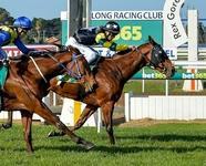 Del Rios Wins at Geelong