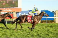 Two in a row for Raiza Flame
