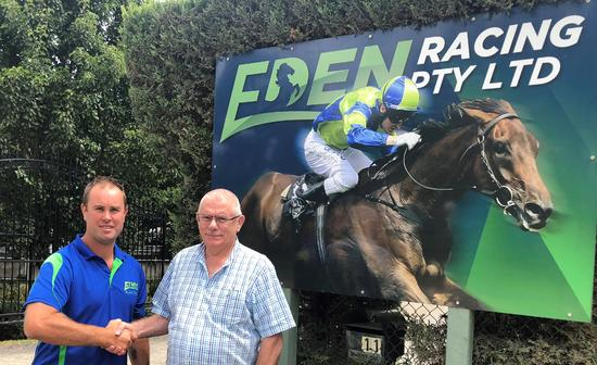 EDEN RACING WELCOMES GLENN SCOTT