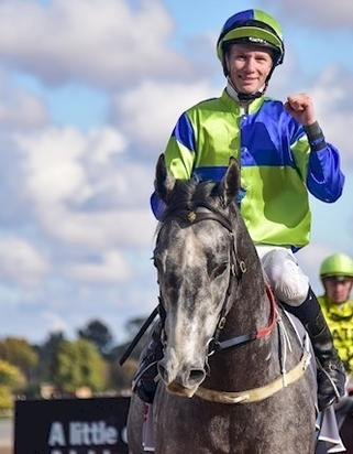 Winning double at Swan Hill
