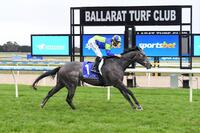 Great Day at Ballarat with a double