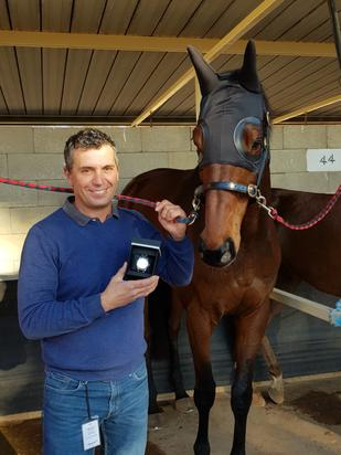 PT AUGUSTA HORSE AND TRAINER OF THE YEAR
