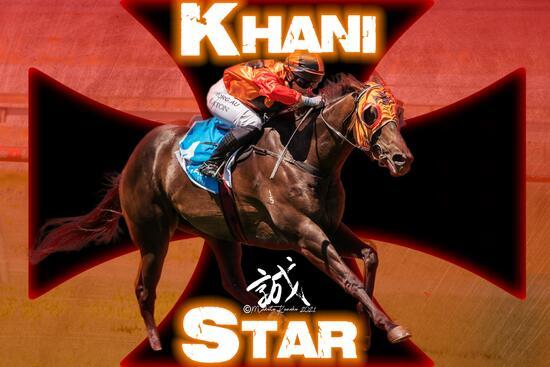 BACK TO BACK METROPOLITAIN WINS FOR KHANI STAR