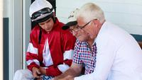 Little Red Devil delivers hard-fought Boxing Day win for Andrew Dale | The Border Mail
