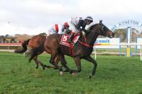 Italian Machine Wins at Kyenton