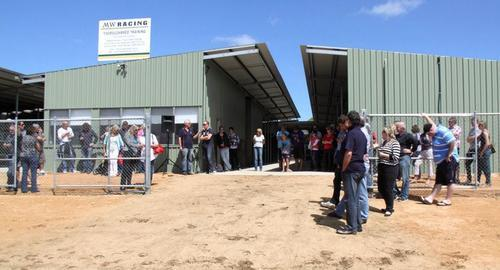 First Stable Open Day Was A Great Success