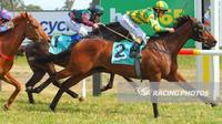 Red Sensation Wins At St Arnaud