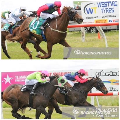 Owners Lucky Day With Double At Mortlake