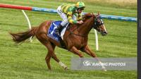 Alma's Rossa Too Strong At Ballarat