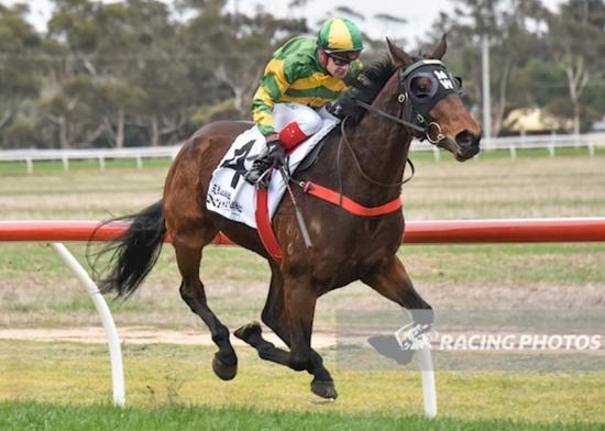 Enbarr Claims Maiden Win At Warracknabeal