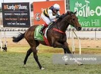 Almsgiver Claims Maiden In Swan Hill