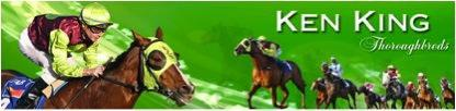 Welcome to our new look Ken King Thoroughbreds website