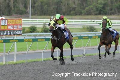 HELIDECK 13TH WIN at Sunshine Coast