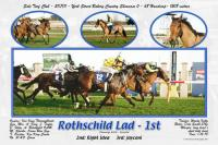 ROTHSCHILD LAD WINS R68 SHOWCASE SALE 1208M