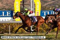 BEAUX STRATA BREAKS THROUGH AT TOWNSVILLE OVER 1630M