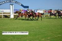 BEAUX STRATA WINS TWO IN A ROW
